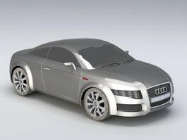 Audi A7 Sportback 3d preview
