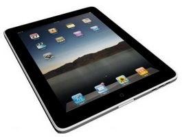 Apple iPad 3d model preview