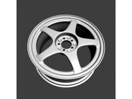 Car Rims 3d preview