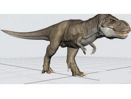Tyrannosaurus Rex Dinosaur 3d preview