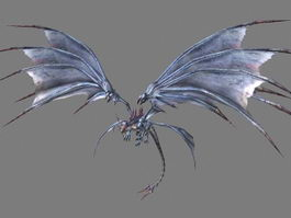 Cool Dragons Monster 3d preview