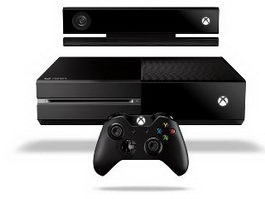Xbox One 3d preview