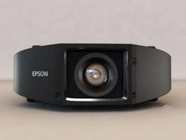 Epson EB-G5200W 3d preview