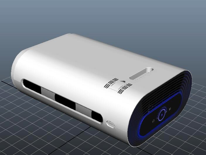 Power Bank Battery Charger 3d rendering