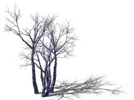 Old Dead Tree 3d preview