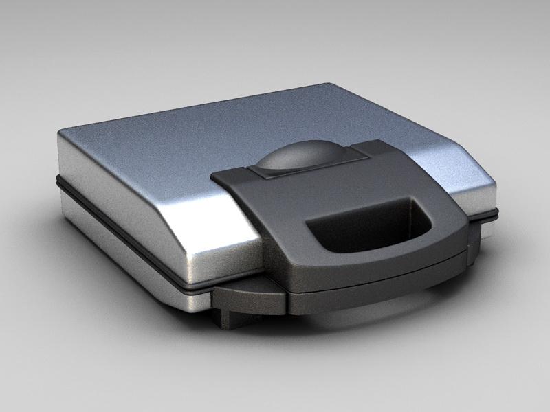 Food BakingCooking Oven Pan 3d rendering