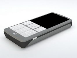 Sony Ericsson K610i 3d preview