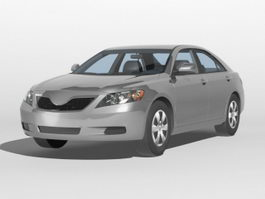 Toyota Camry 3d preview