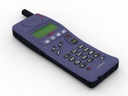 Alcatel HC400 3d model preview