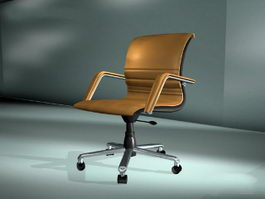 Swivel Office Chair 3d preview