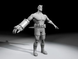 Hellboy 3d preview