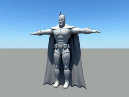 The Dark Knight Batman 3d preview