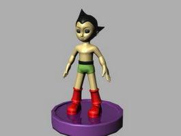 Astro Boy 3d preview