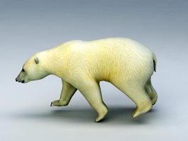 Polar Bear 3d preview