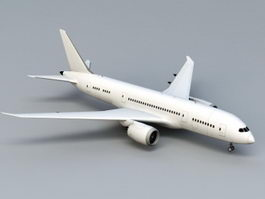 Boeing 787 Dreamliner 3d preview