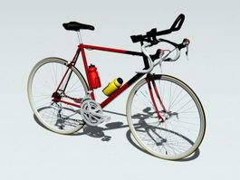 Gitane Bicycle 3d preview