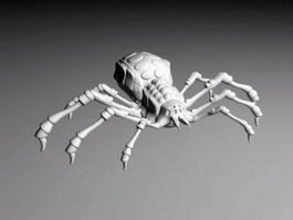 Giant Spider 3d preview