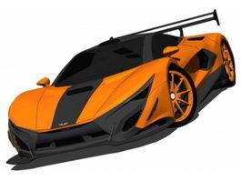 Specter GT3 3d preview