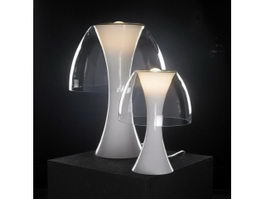 Designer Table Lamp 3d preview