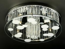 Semi Flush Mount Ceiling Lights 3d preview