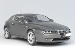 Alfa Romeo Giulietta 3d preview