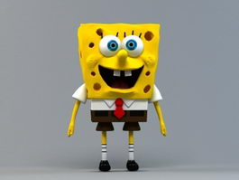 SpongeBob SquarePants 3d preview