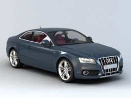 Audi S5 Coupe 3d preview