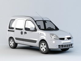 Renault Kangoo 3d preview