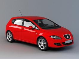 SEAT Leon 3d preview