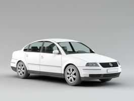 Volkswagen Jetta 3d preview
