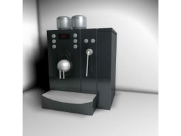 Cappuccino Maker 3d preview