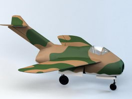 Ta-183 Fighter 3d preview