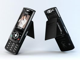 Samsung Anycall Phone 3d model preview