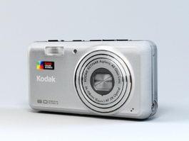 Kodak V803 Digital Camera 3d model preview