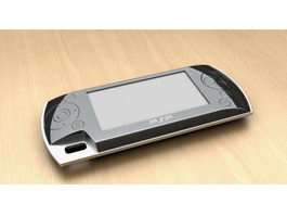 Sony PlayStation Portable 3d preview
