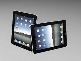 iPad Air 2 3d preview