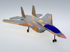 F-14 Tomcat 3d preview