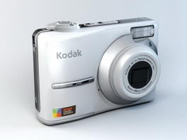 Kodak EasyShare Camera 3d model preview