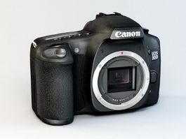 Canon EOS 30D 3d preview