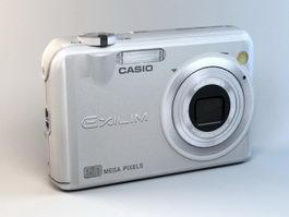 Casio Exilim EX-Z1200 3d preview
