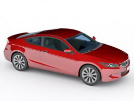 Honda Accord Coupe 3d preview