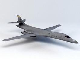 B-1B Lancer 3d model preview