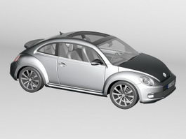 Volkswagen Beetle 3d preview