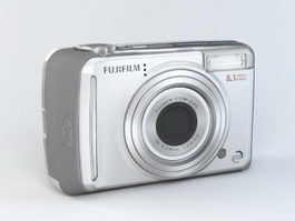FUJIFILM FinePix A800 3d preview