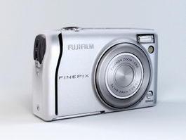Fujifilm FinePix F40fd Camera 3d preview