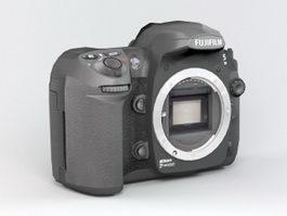 Fujifilm FinePix S5 Pro 3d preview