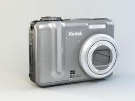 Kodak EasyShare Z1275 Camera 3d preview