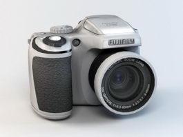 Fujifilm FinePix S5700 Camera 3d preview
