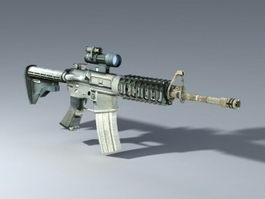 M-4 Carbine 3d model preview