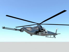 Army Helicopter 3d preview